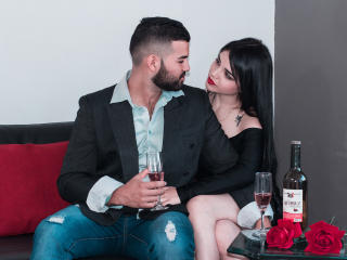 SebastianNMariana - Webcam live sex with this latin Couple