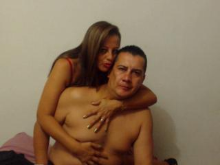 Picture of the sexy profile of CrazyHotCouple, for a very hot webcam live show !