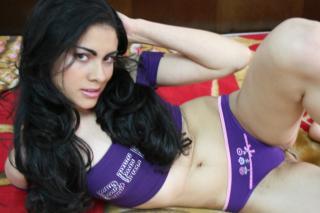 Photo de profil sexy du modèle SladeGirlX, pour un live show webcam très hot !