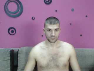 Picture of the sexy profile of YulyusX, for a very hot webcam live show !