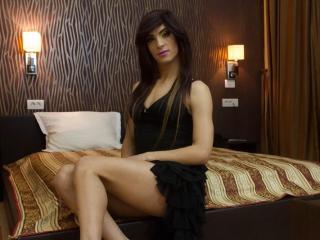 Photo de profil sexy du modèle AdelaTs, pour un live show webcam très hot !