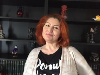 AnitaAtkins - Show x with this red hair MILF