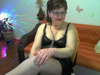Picture of the sexy profile of Hyllda, for a very hot webcam live show !