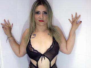 Photo de profil sexy du modèle ParisDannie, pour un live show webcam très hot !