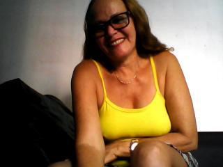 EuTeDomino - Live cam intime avec cette Femme mûre sur le service Mature-Cam