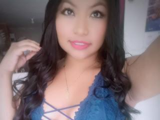 Sexet profilfoto af model TamiSmith, til meget hot live show webcam!