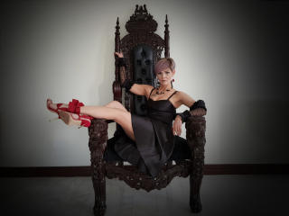 CynJayde - chat online x with this platinum hair Mistress