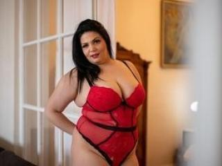 Sexet profilfoto af model LoresFontaine, til meget hot live show webcam!