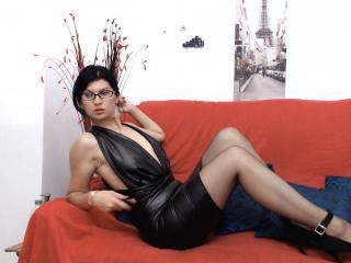 Sexy profilbilde av modellen  LovelyDream, for et veldig hett live webcam-show!