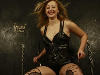 Sexy Profilfoto des Models SquirtyLove, für eine sehr heiße Liveshow per Webcam!