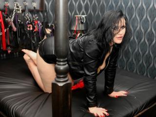 Photo de profil sexy du modèle LovelyFetishElly, pour un live show webcam très hot !