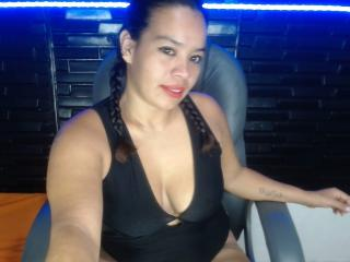 Picture of the sexy profile of Vallentinaa, for a very hot webcam live show !