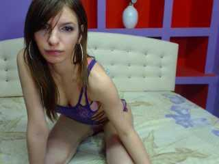 Foto de perfil sexy da modelo GodessRayn, para um live show muito quente!