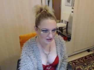 Picture of the sexy profile of Fortunata, for a very hot webcam live show !