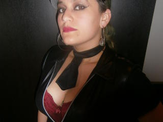 Picture of the sexy profile of XMissHot, for a very hot webcam live show !