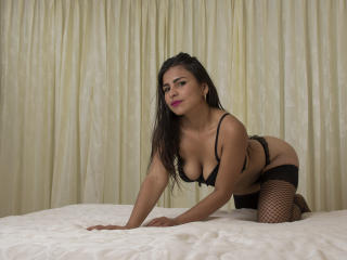 Photo de profil sexy du modèle XValeryLove, pour un live show webcam très hot !
