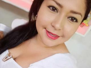 Sexet profilfoto af model BritanyLondon, til meget hot live show webcam!