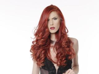 Photo de profil sexy du modèle DomEve, pour un live show webcam très hot !