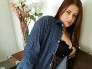Photo de profil sexy du modèle AlisonFoxx, pour un live show webcam très hot !