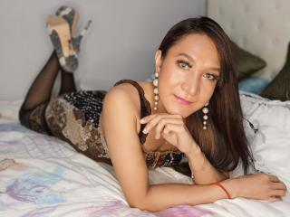 YourMajestySalena - Web cam sex with this unshaven private part Ladyboy