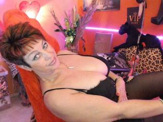 Sexet profilfoto af model Bettina, til meget hot live show webcam!
