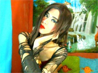 Sexy Profilfoto des Models LovelyAsianTS, für eine sehr heiße Liveshow per Webcam!