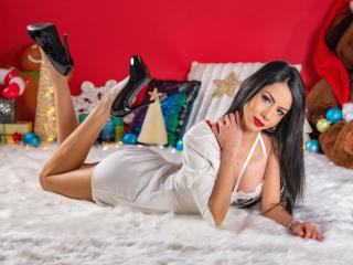 Sexet profilfoto af model AshlleyWells, til meget hot live show webcam!